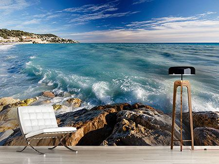 Photo Wallpaper Cote D`Azur